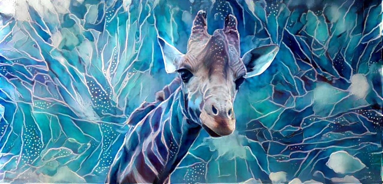 Giraffe _4434